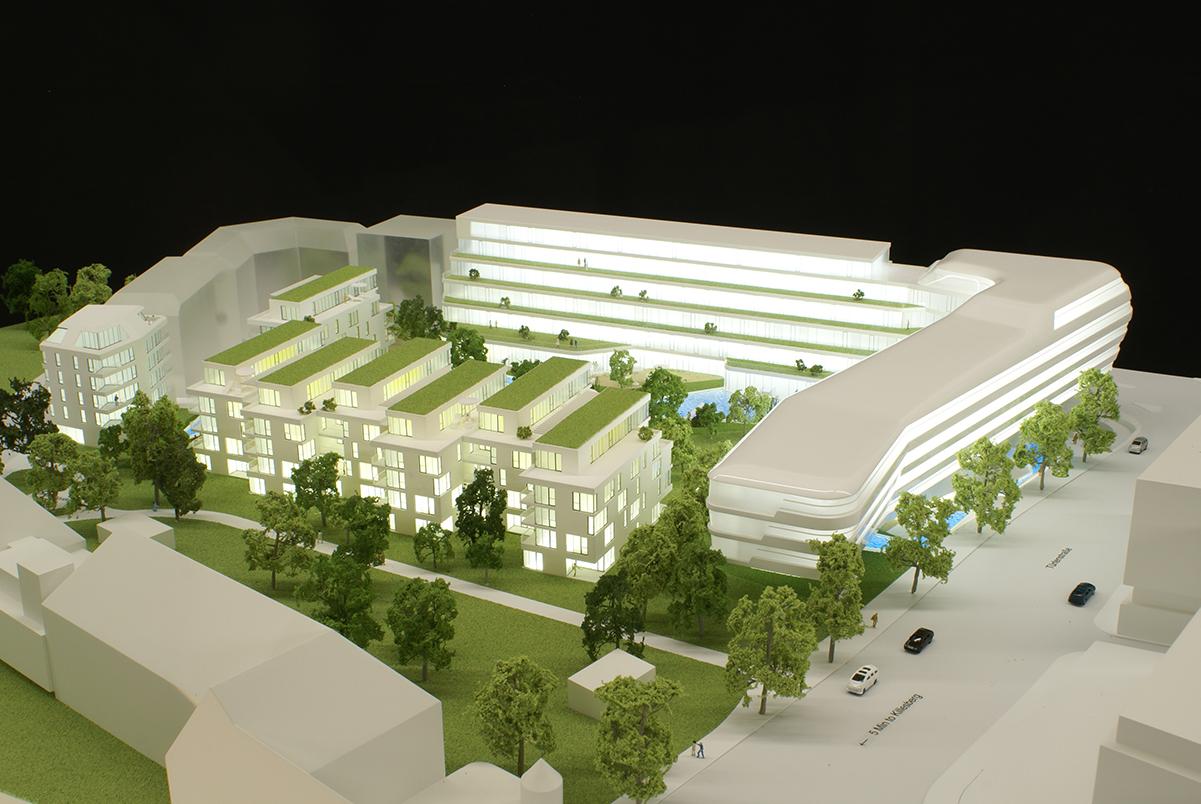 Look21 M 1:100, Schaller Architekten