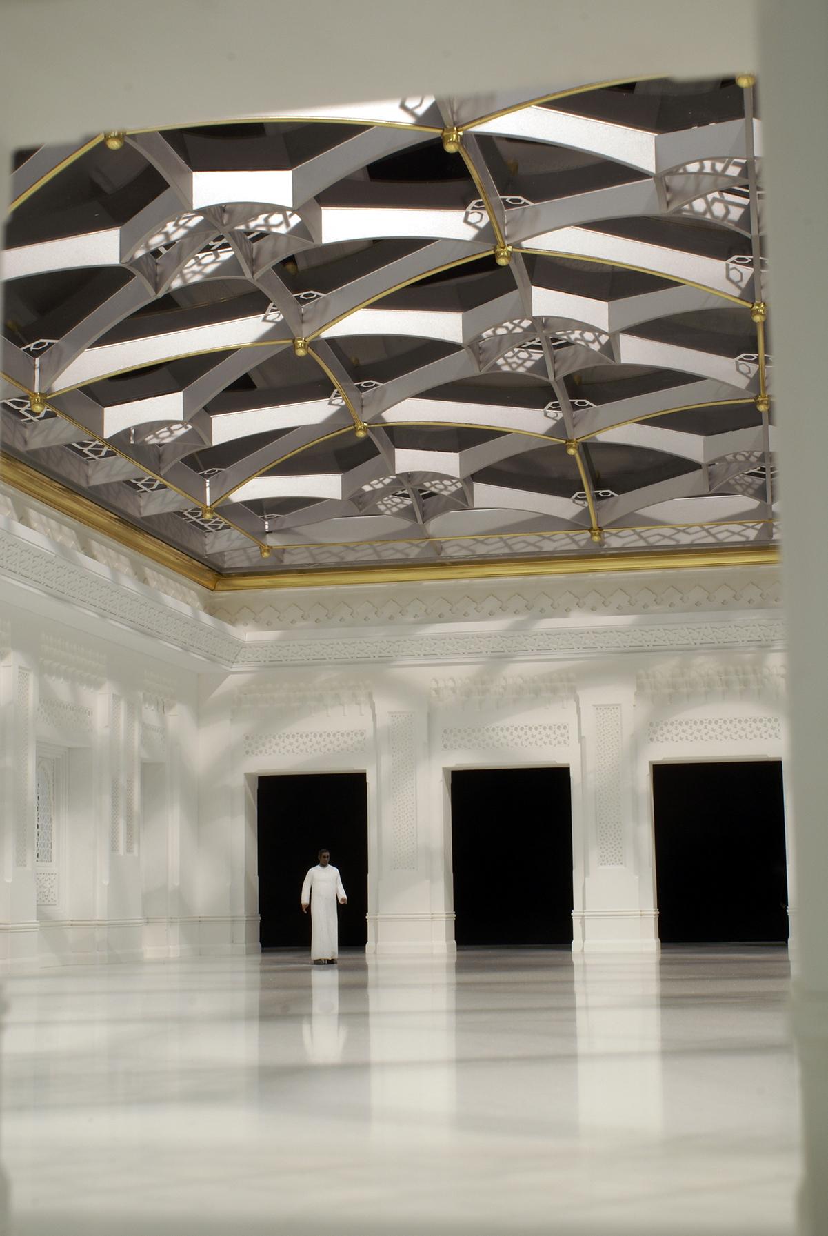 Moschee Mekka M 1:50, RIVA