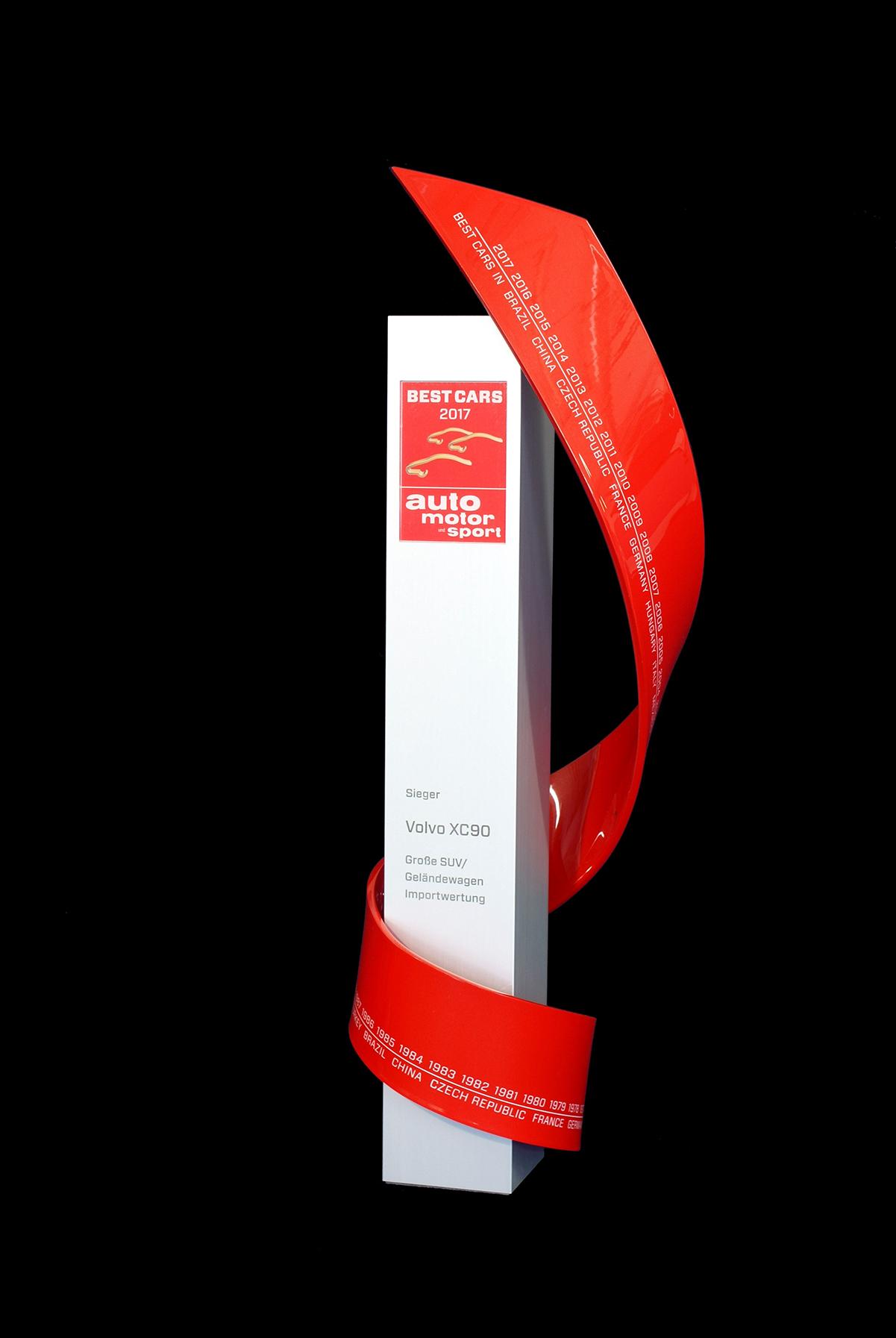 Best Cars Award, Auto Motor und Sport