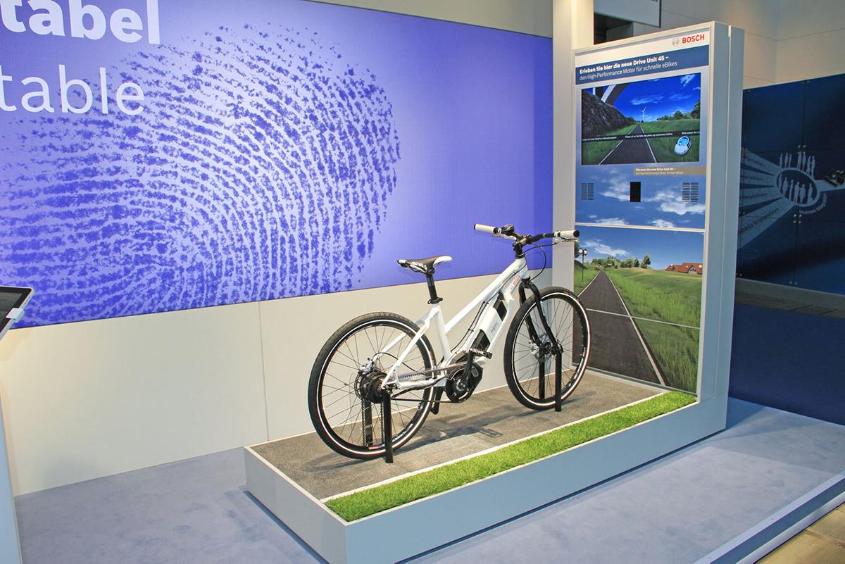 Interaktives Pedelec, Robert Bosch GmbH