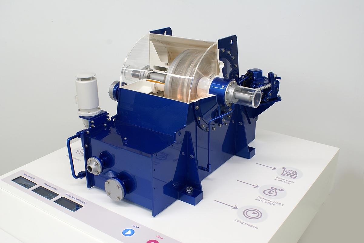 Interaktives Messemodell S-Kupplung, Voith GmbH