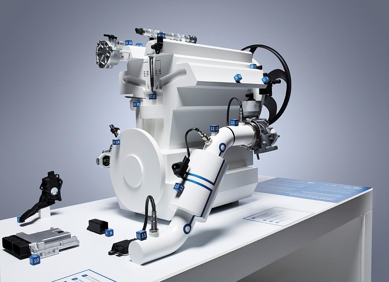 Powertrain Solutions, Robert Bosch GmbH