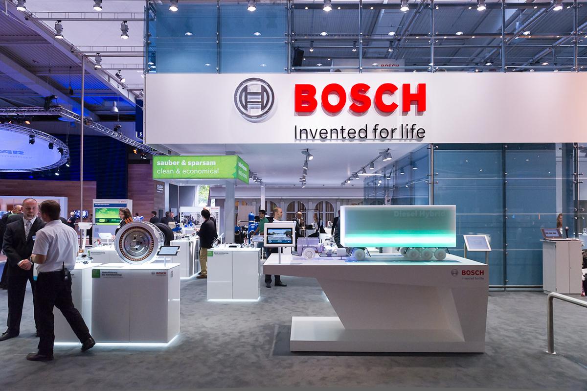 Messemodelle, Robert Bosch GmbH