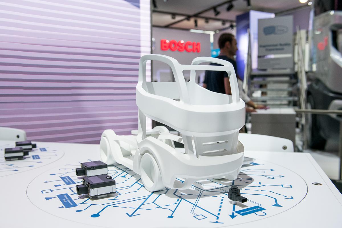 Messemodell, Robert Bosch GmbH