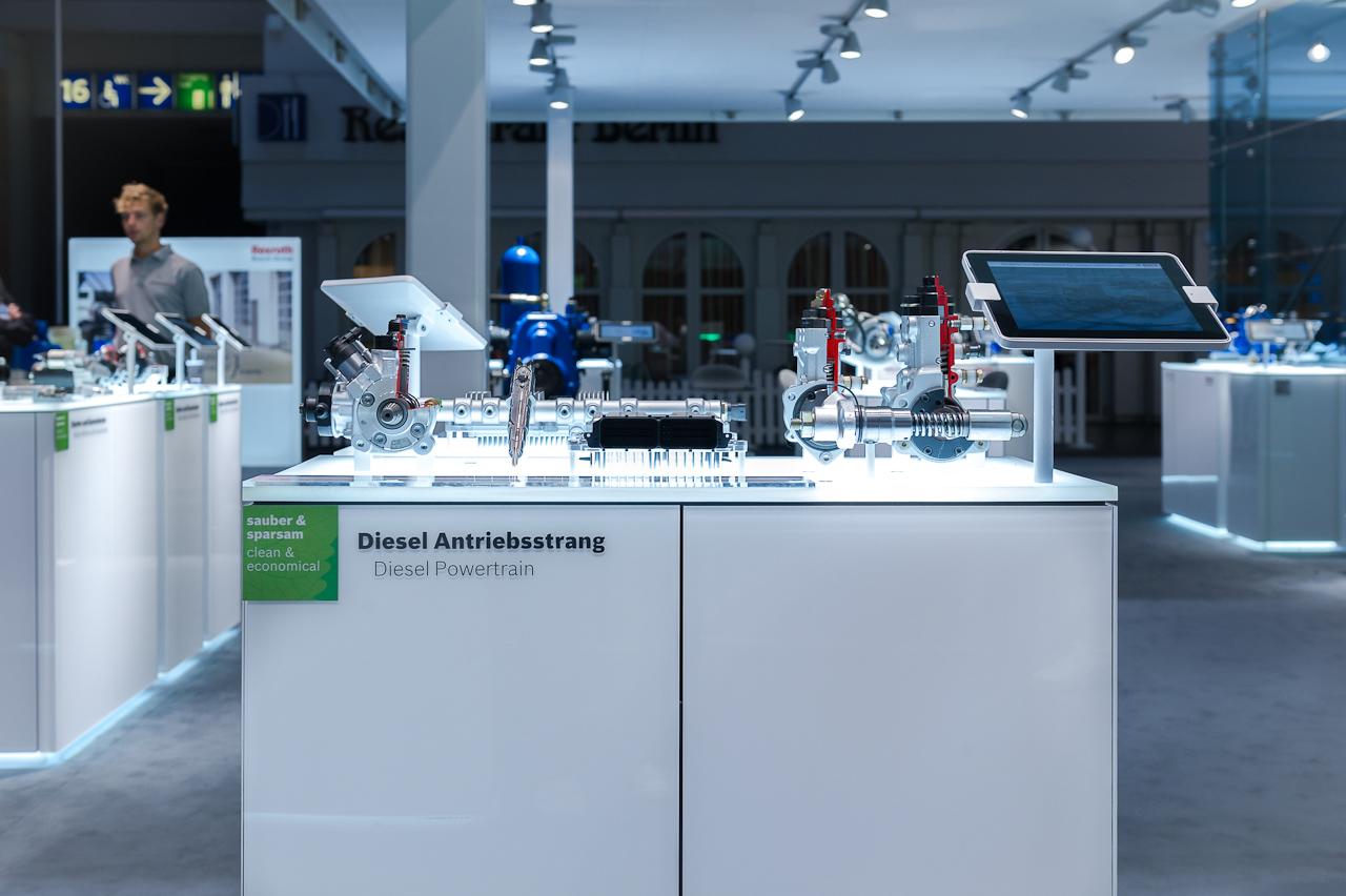Diesel Powertrain, Robert Bosch GmbH