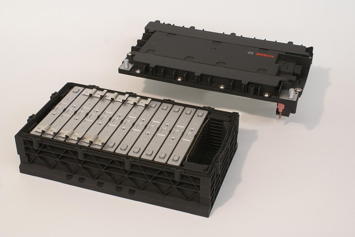 Prototyp Batterie, Robert Bosch GmbH