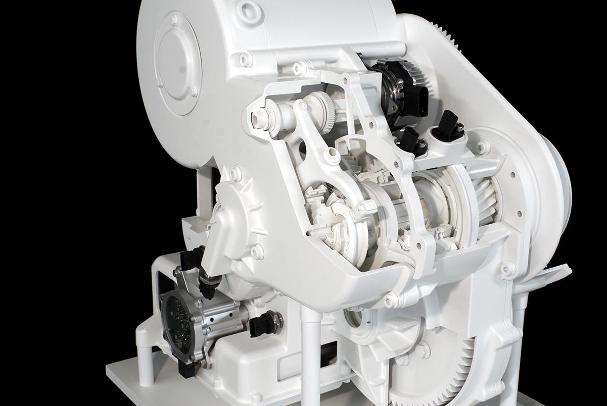 Prototyp Getriebe, Robert Bosch GmbH