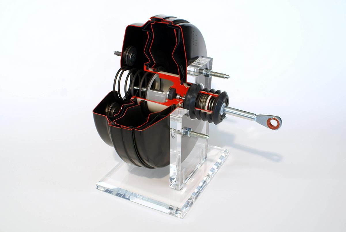 Schnittmodell – Bremskraftverstärker, Robert Bosch GmbH