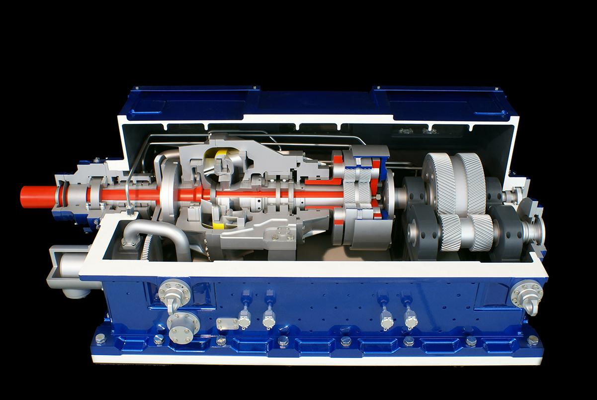 Wandlergetriebe, Voith GmbH